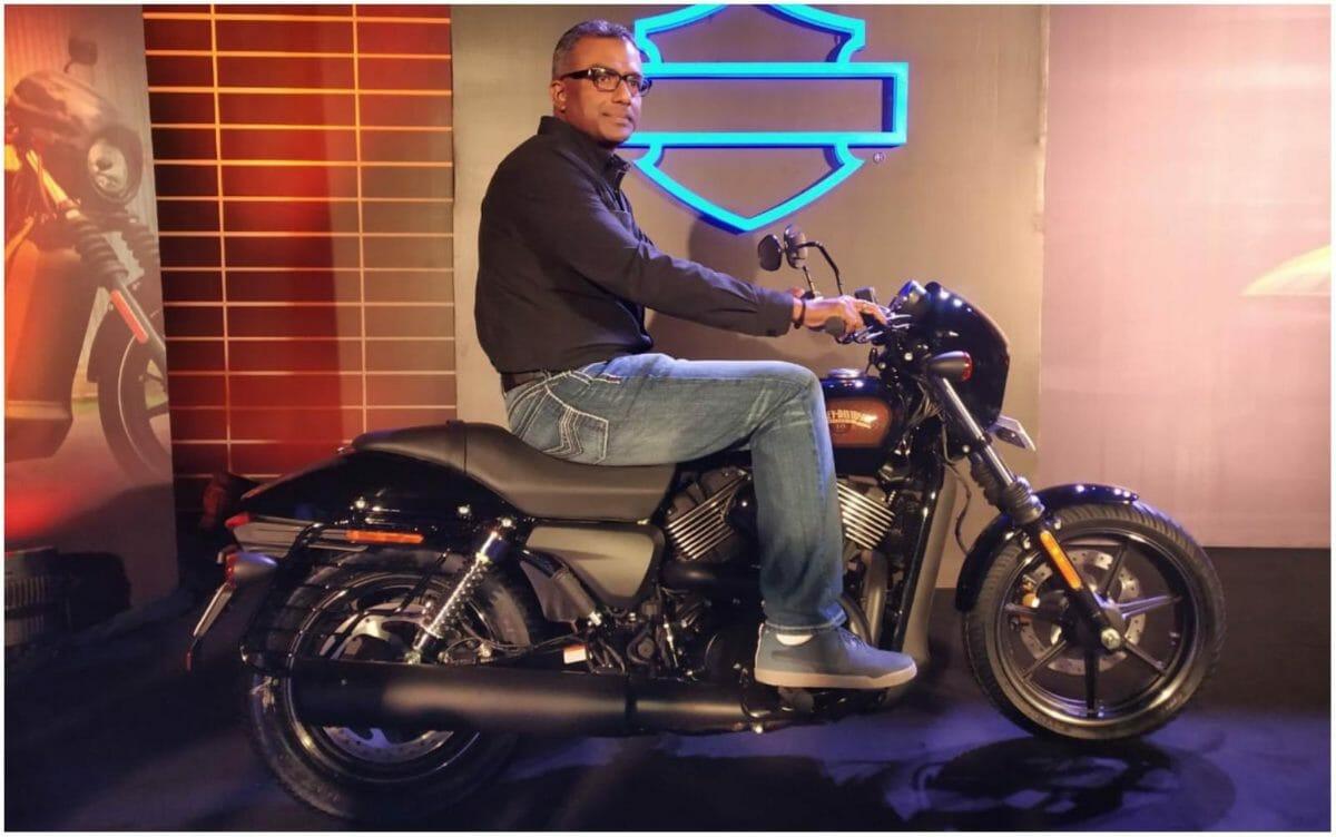Harley Davidson Street 750 2019 2