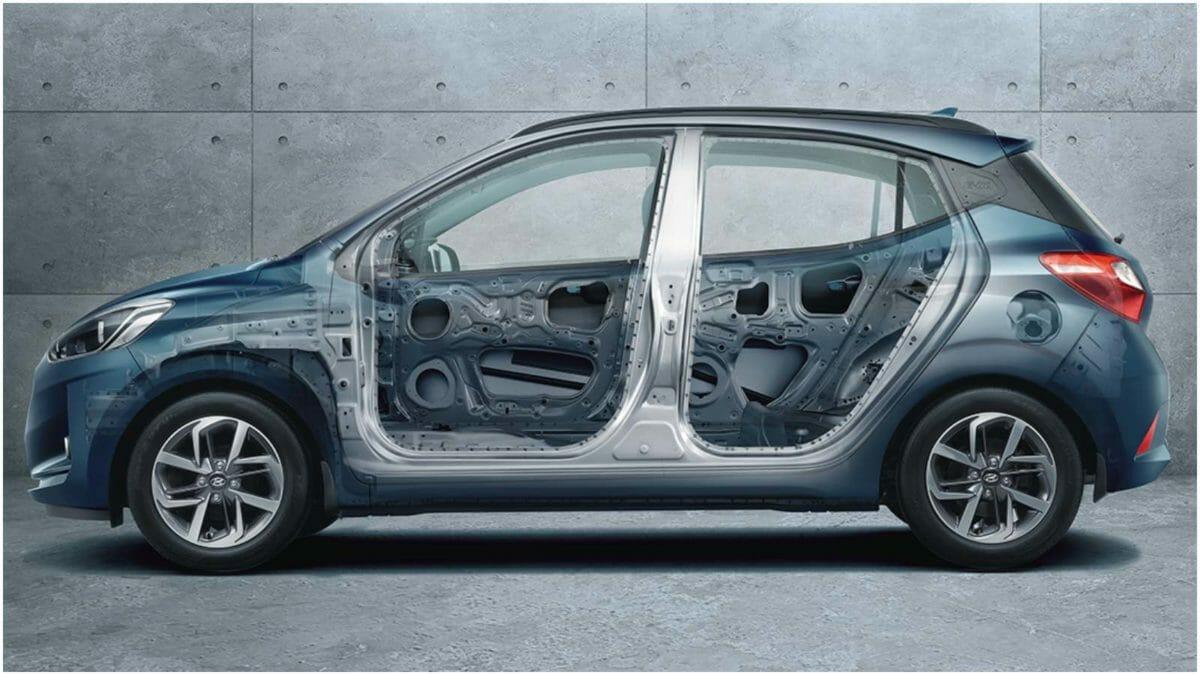 Hyundai i10 NIOS 3