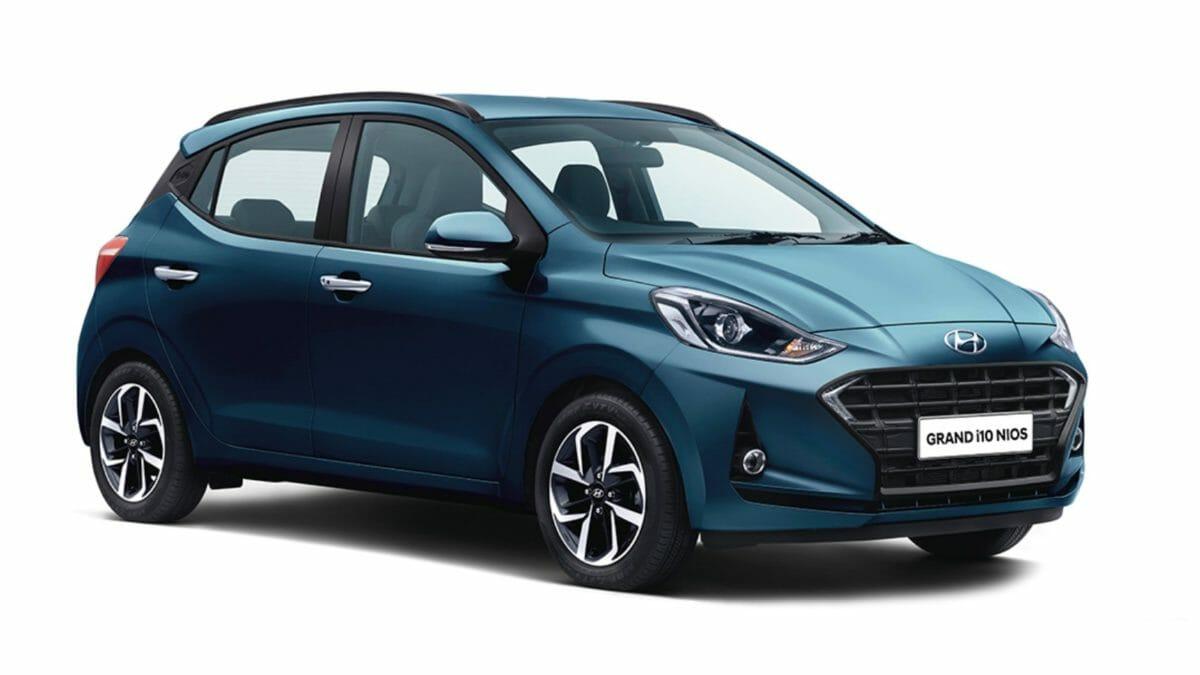 Hyundai i10 NIOS 7