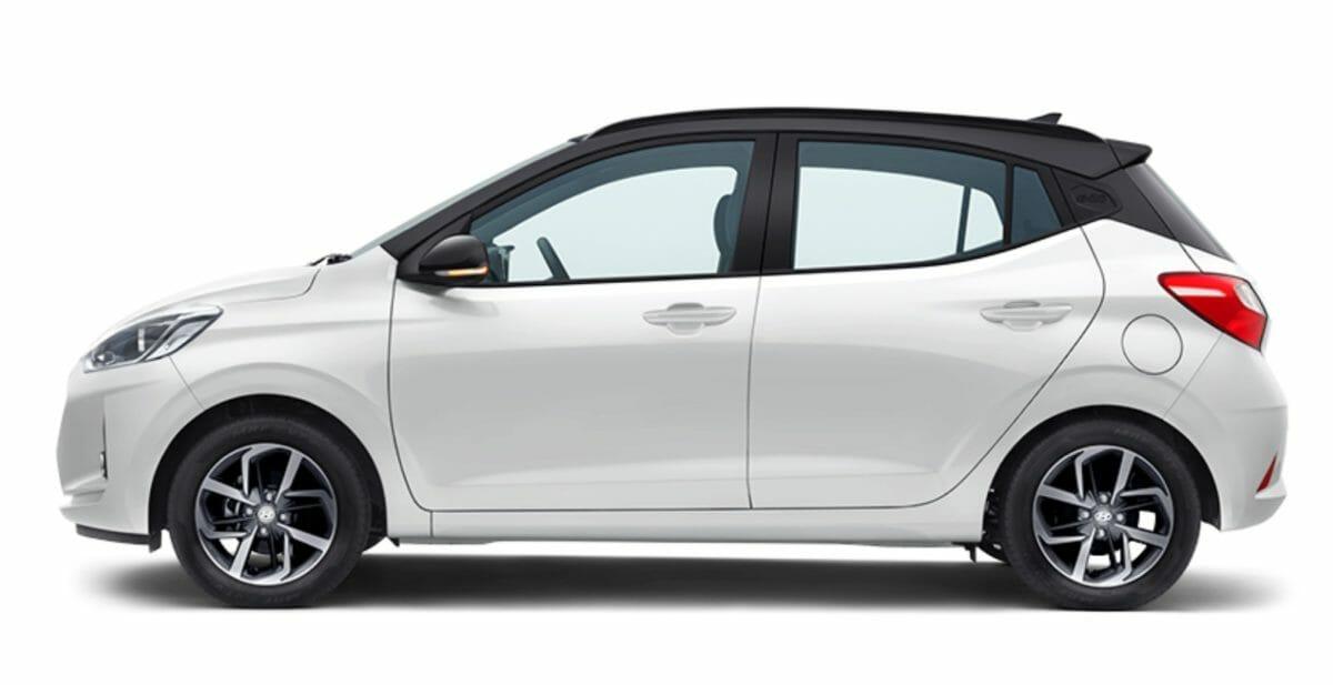 Hyundai i10 NIOS 8