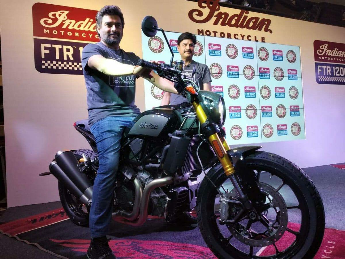 Indian FTR 1200 S