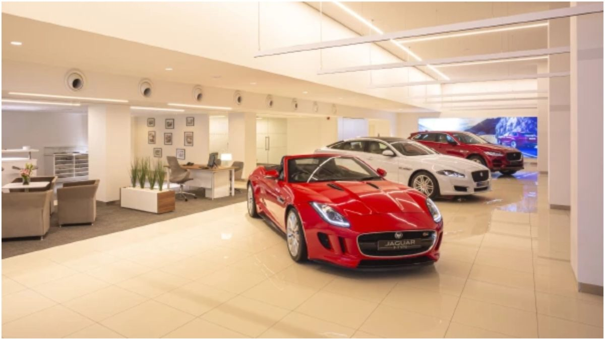 JLR 3S facility in Pune 2