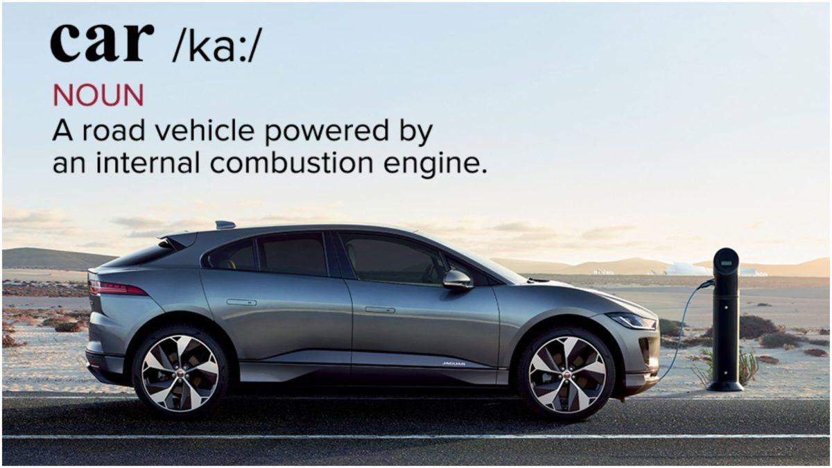 Jaguar I PACE redefining the word car
