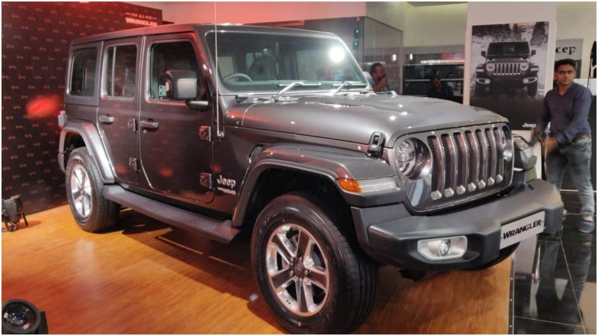 Jeep Wrangler 2019 1