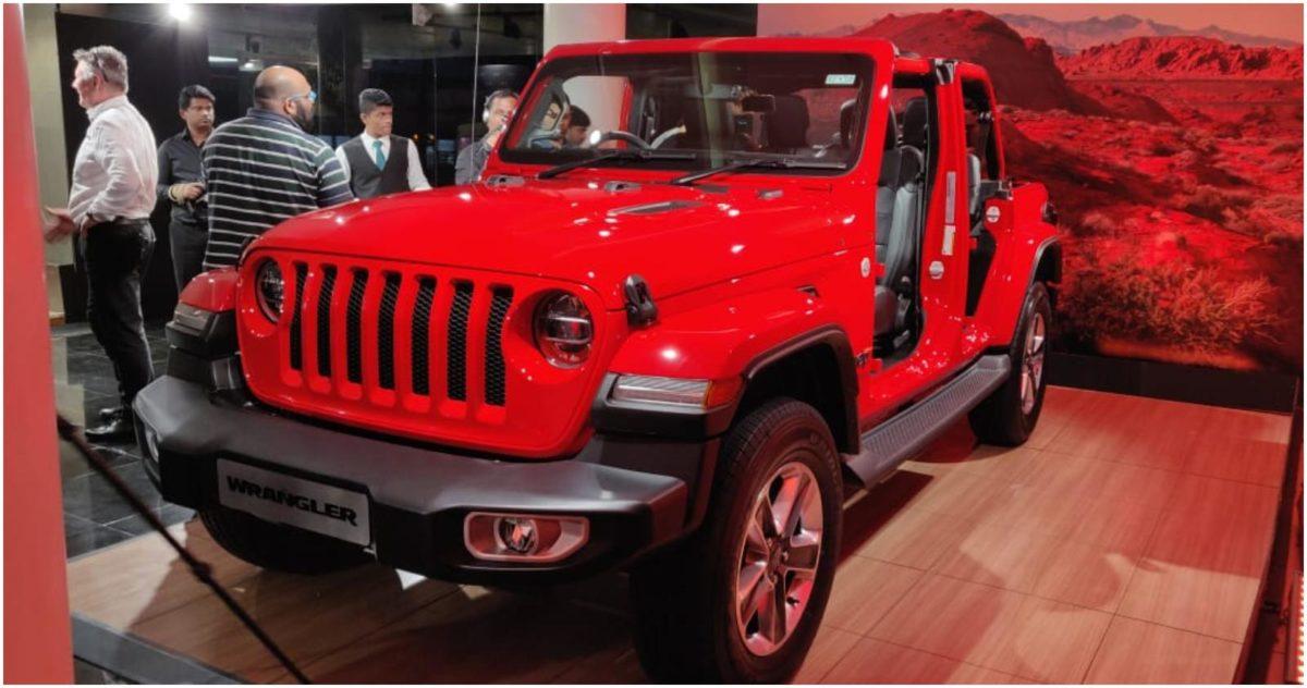 Jeep Wrangler 2019 16
