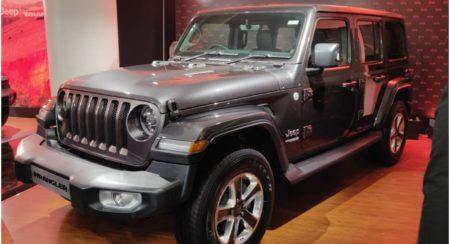 Jeep Wrangler 2019 2