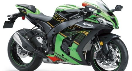 Kawasaki Ninja ZX-10R new colour 2