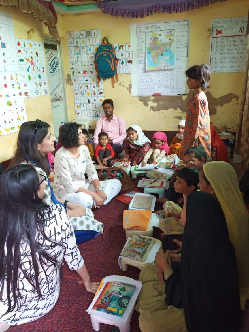 MG Team's drive towards educating Girl Child as part of Worth Waiting For program 1