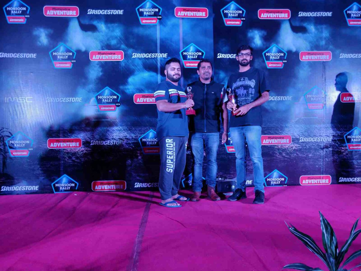 Mahindra Monsoon Adventure 2019 Awards