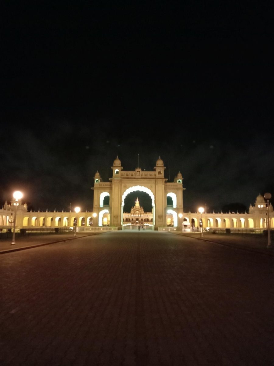 Mahindra Monsoon Adventure 2019 Mysore Palace