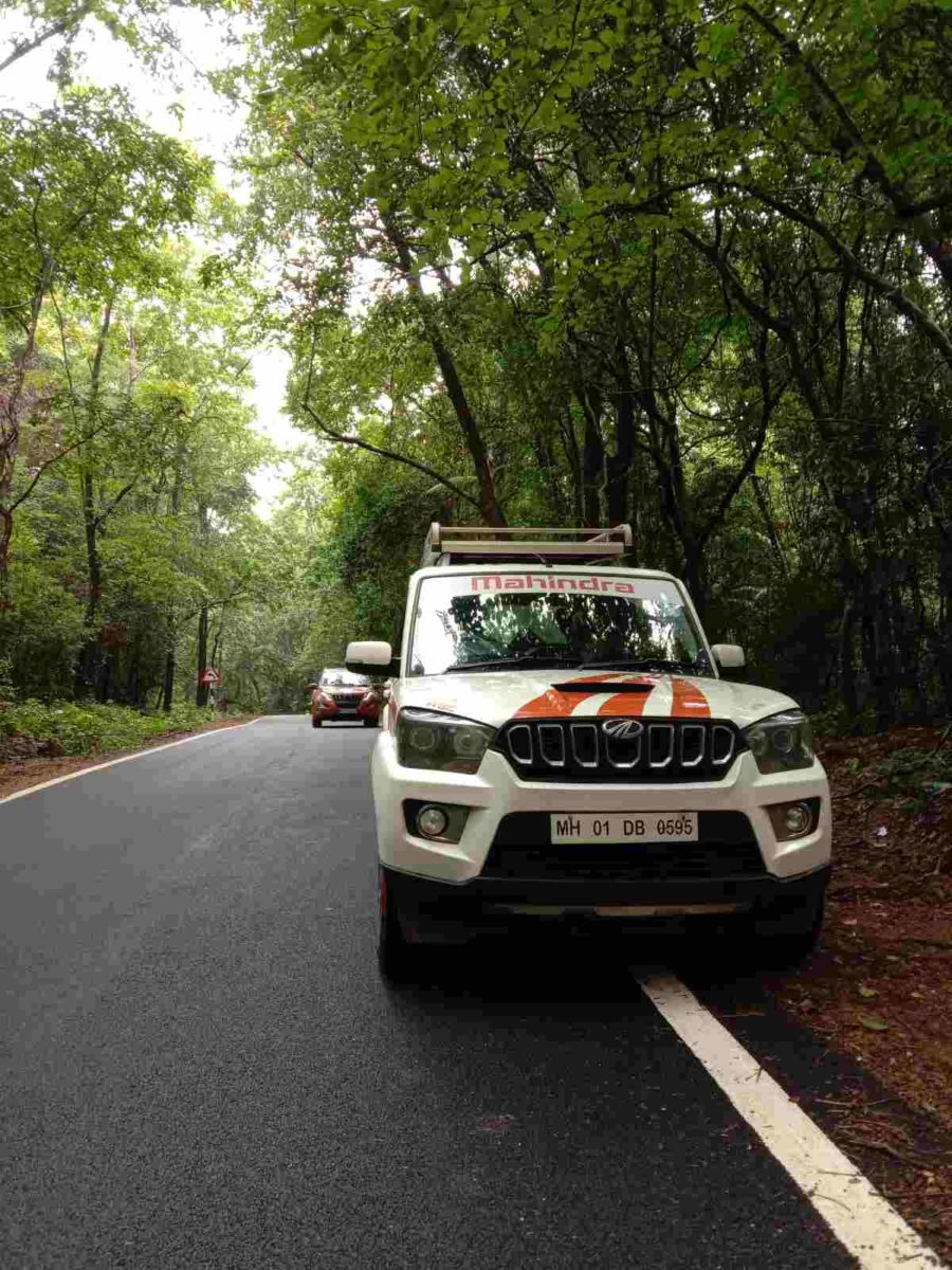 Mahindra Monsoon Adventure 2019 Scorpio