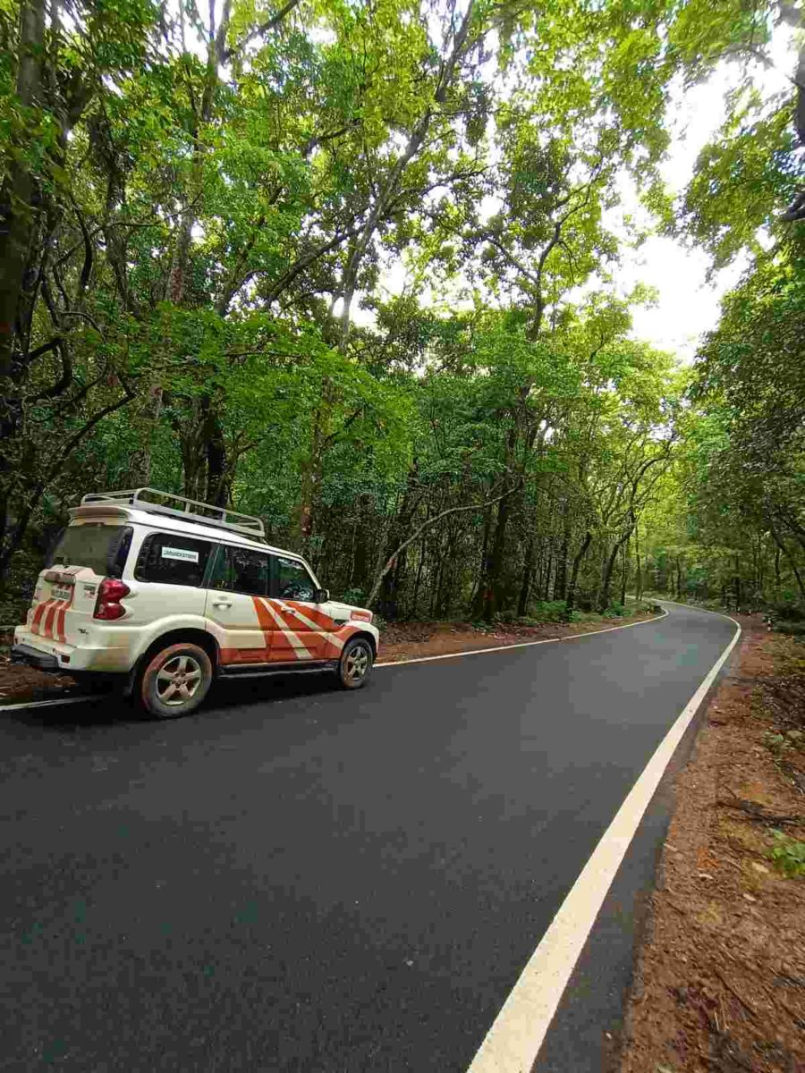 Mahindra Monsoon Adventure 2019 Western Ghats