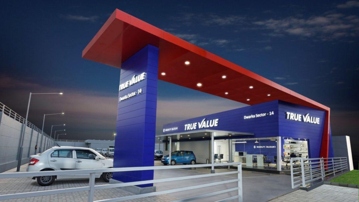 Maruti Suzuki True Value in Dwarka