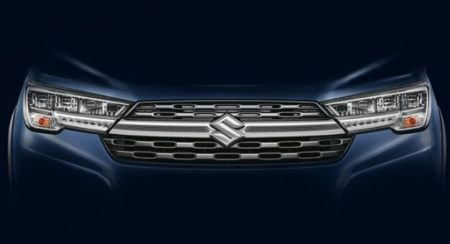 Maruti Suzuki XL6 exterior front grille