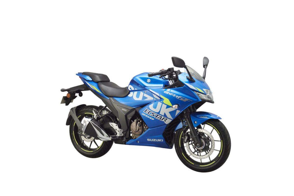 MotoGP edition of Suzuki GIXXER SF 250_2
