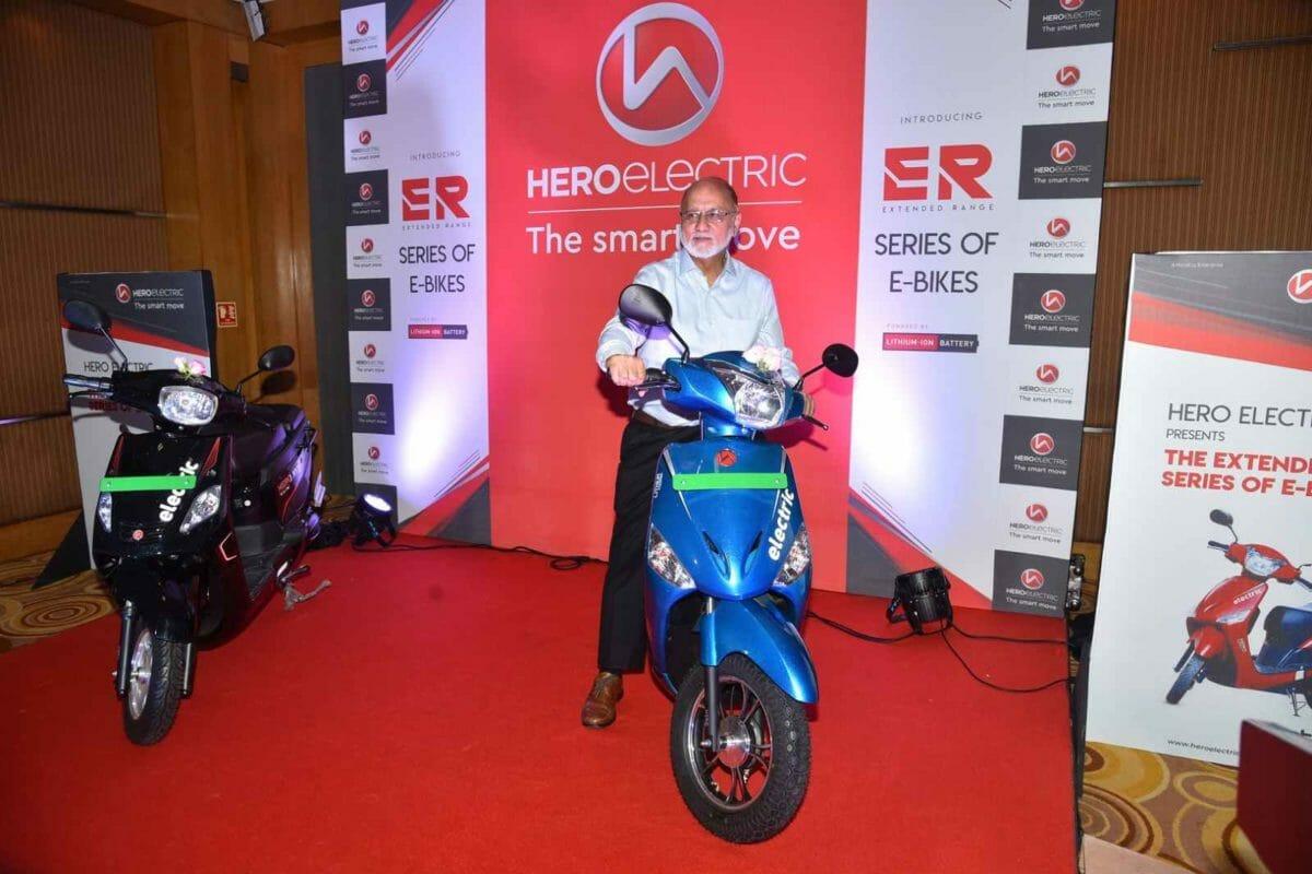 Mr. Sohinder Gill, CEO Hero Electric