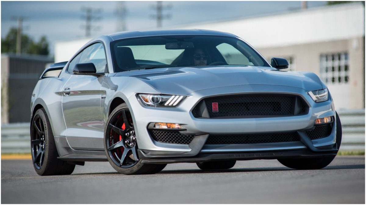 Shelby Mustang GT350R 4