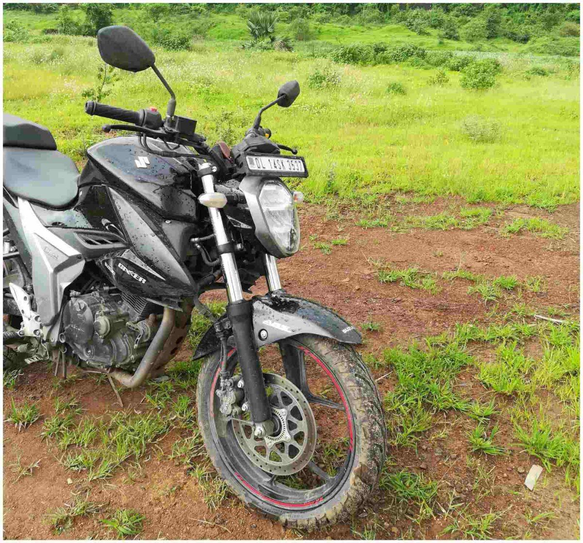 Suzuki Gixxer 155 5