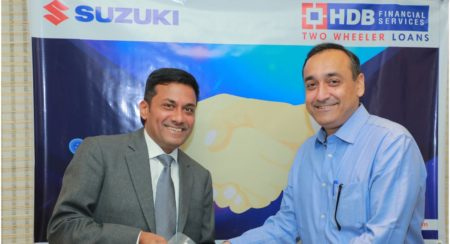 Suzuki and HDB finance