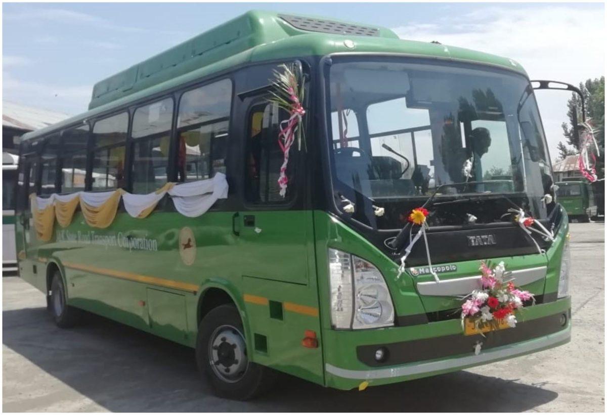 Tata Motor's Electric Bus 1