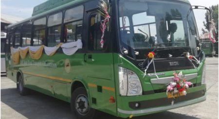 Tata Motor's Electric Bus
