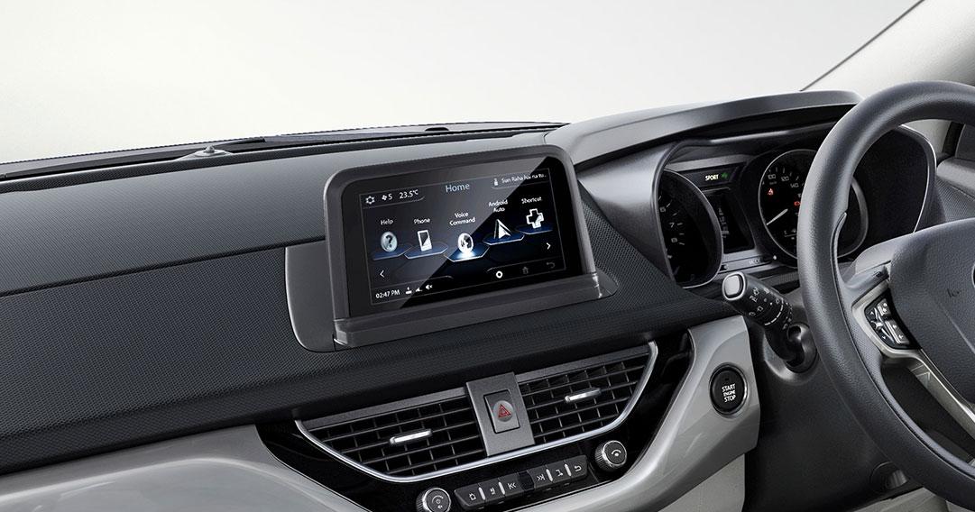 Tata Nexon Touchscreen