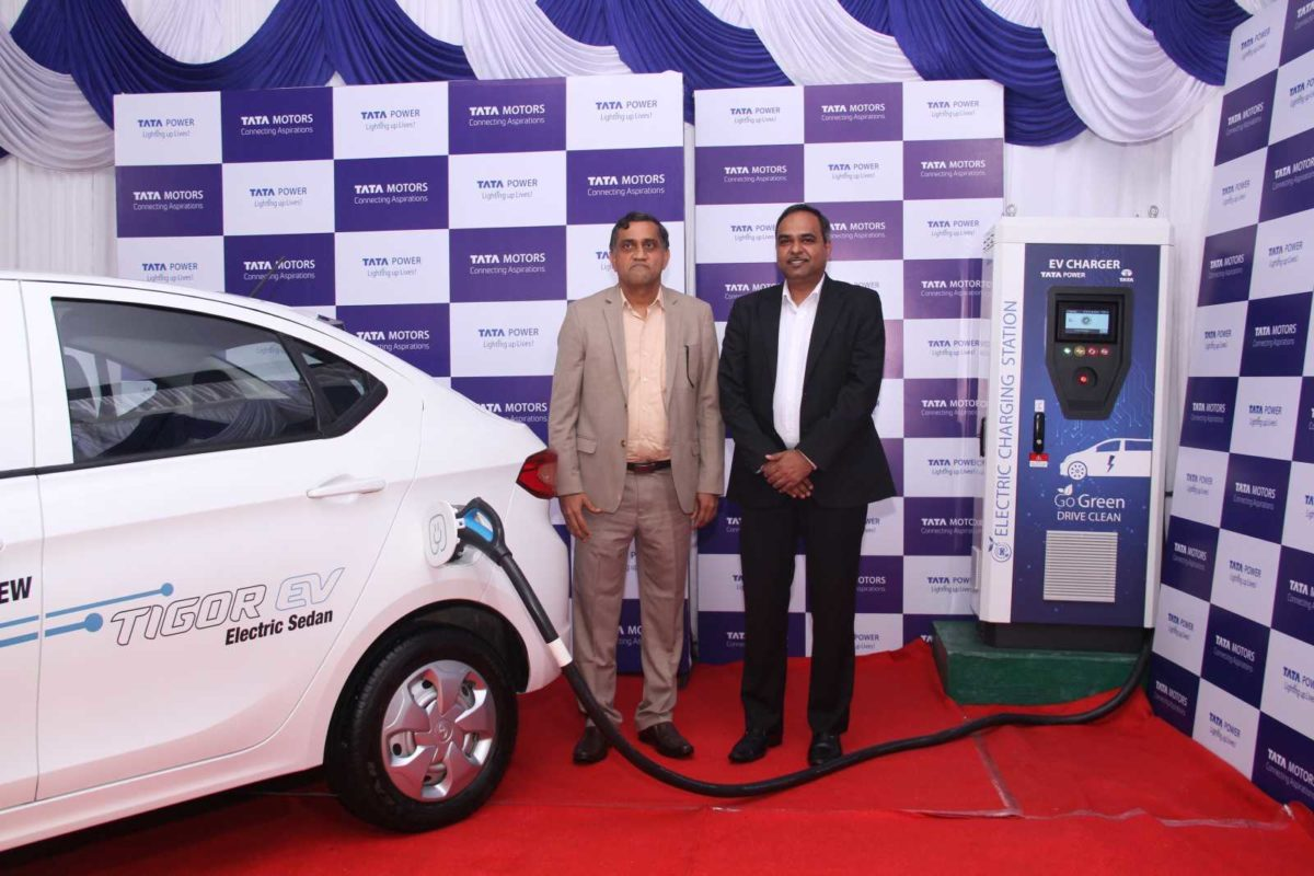 Tata Power Charging Stations For EVs in India (2)