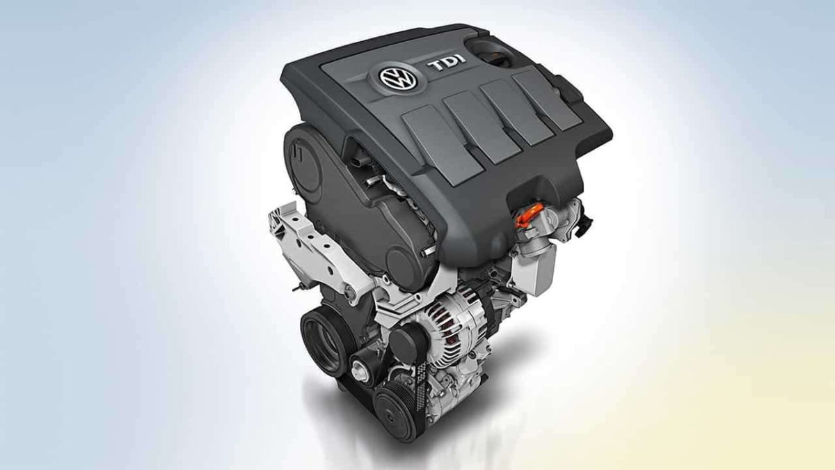 2019 Volkswagen Polo GT TDI engine