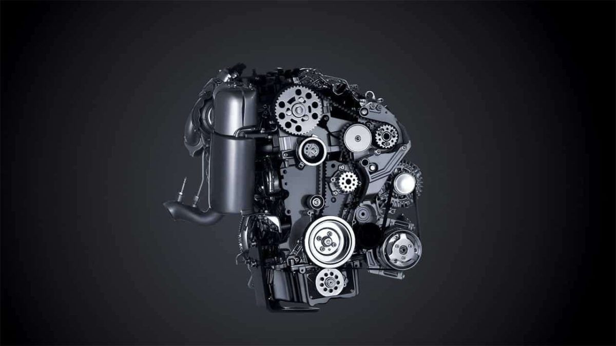 2019 Volkswagen Polo GT TSI Engine