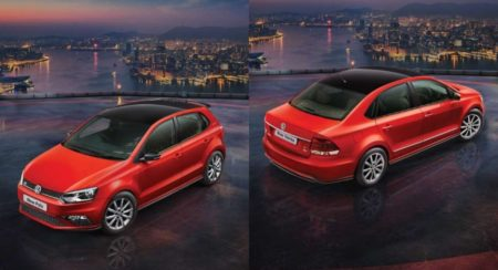 2019 Volkswagen Polo and Vento