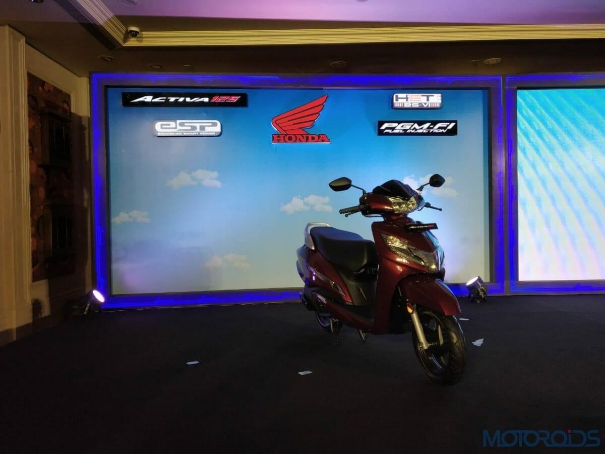 2020 Honda Active BS VI front