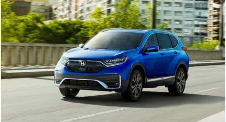 2020 Honda CR-V 2