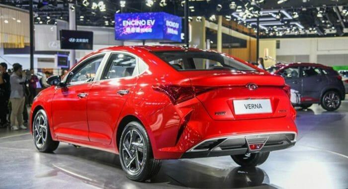 chinaspec 2020 hyundai verna previews upcoming facelift
