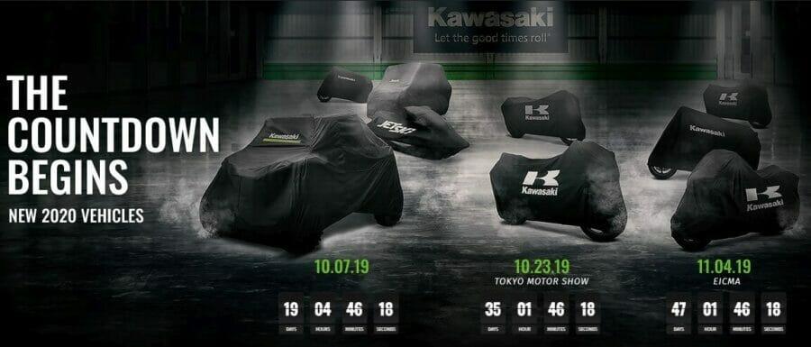 2020 Kawasaki Motorcycles