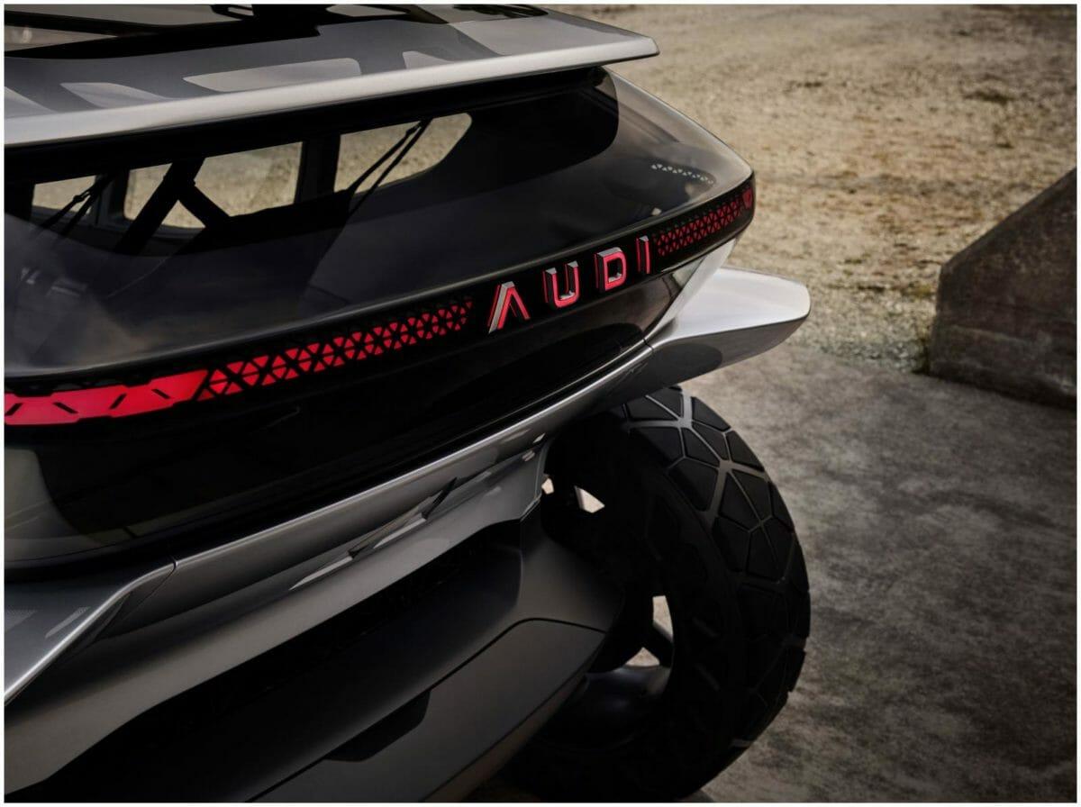 Audi AI TRAIL 7