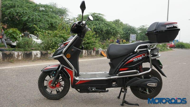 Avan Motors Xero+ 04