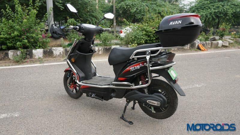 Avan Motors Xero+ 08