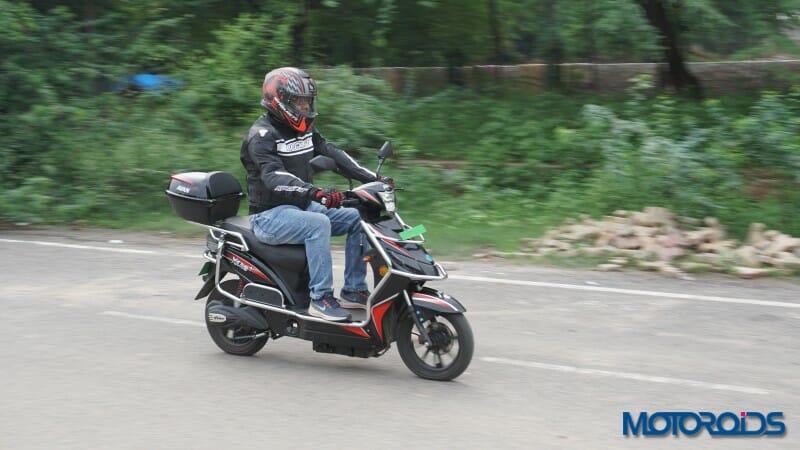 Avan Motors Xero+ 25