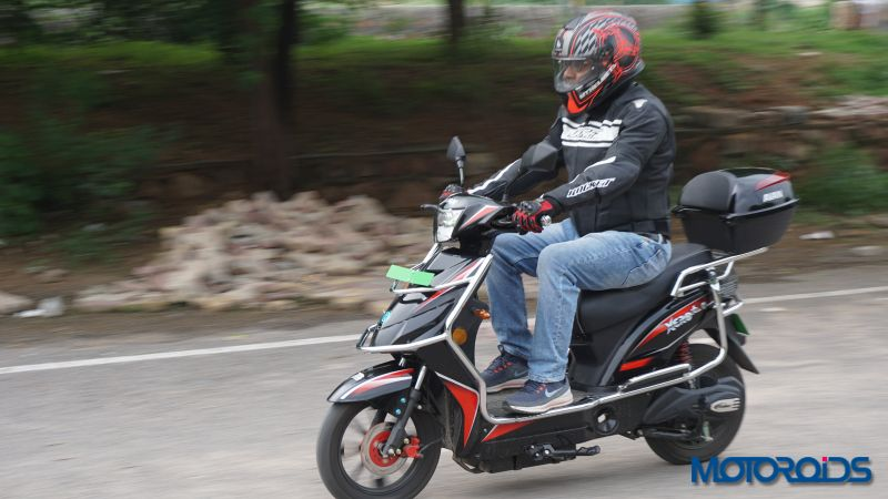 Avan Motors Xero+ 28