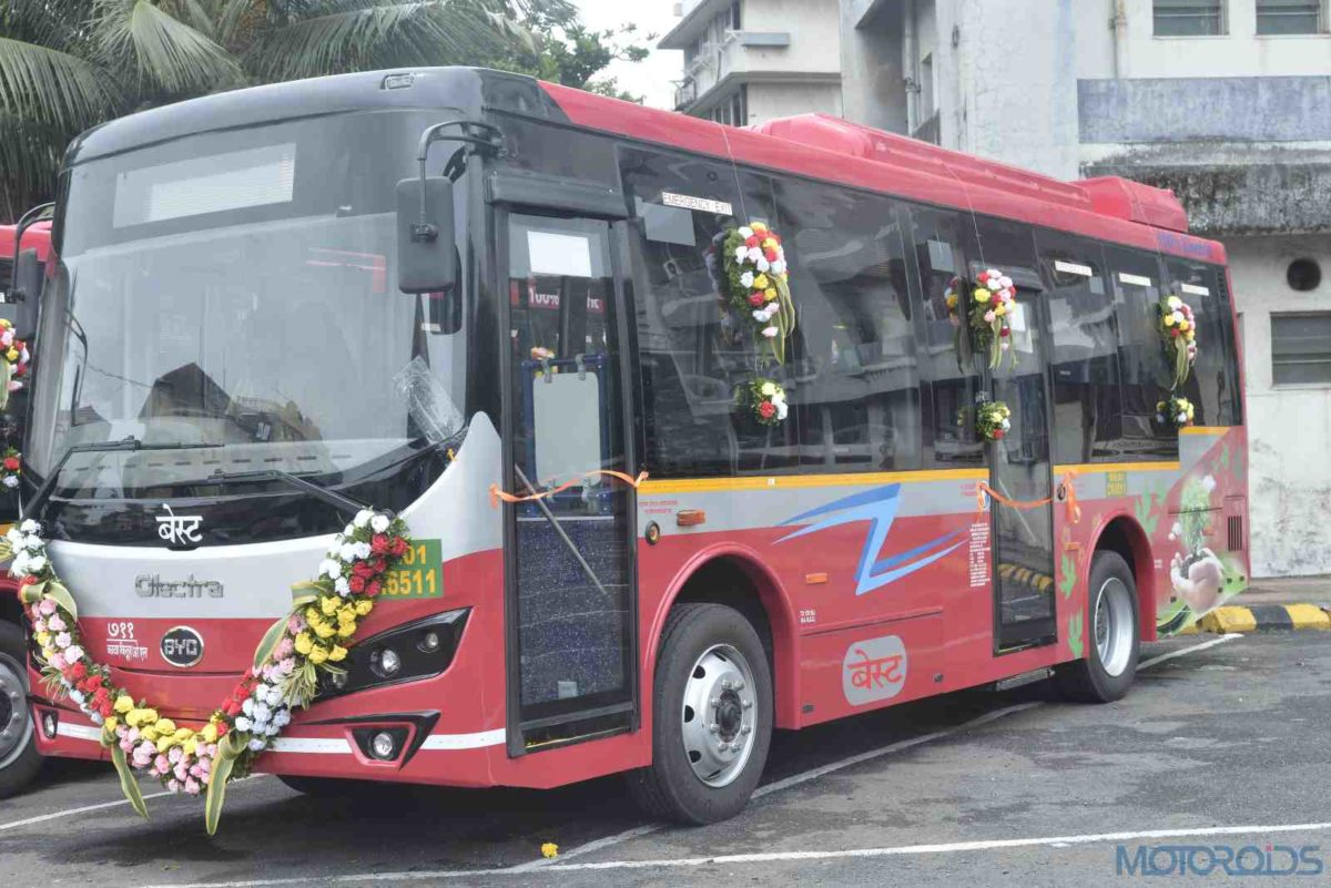 BEST Electric Buses Mumbai (1)