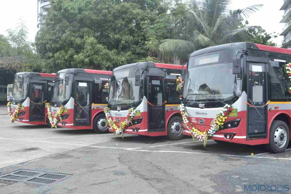 BEST Electric Buses Mumbai (2)