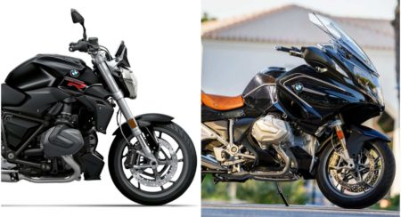 BMW R1250 R and R1250 RT 1