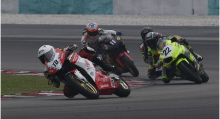 IDEMITSU Honda Racing's Rajiv Sethu Once Again Earns Points For India In The ARRC
