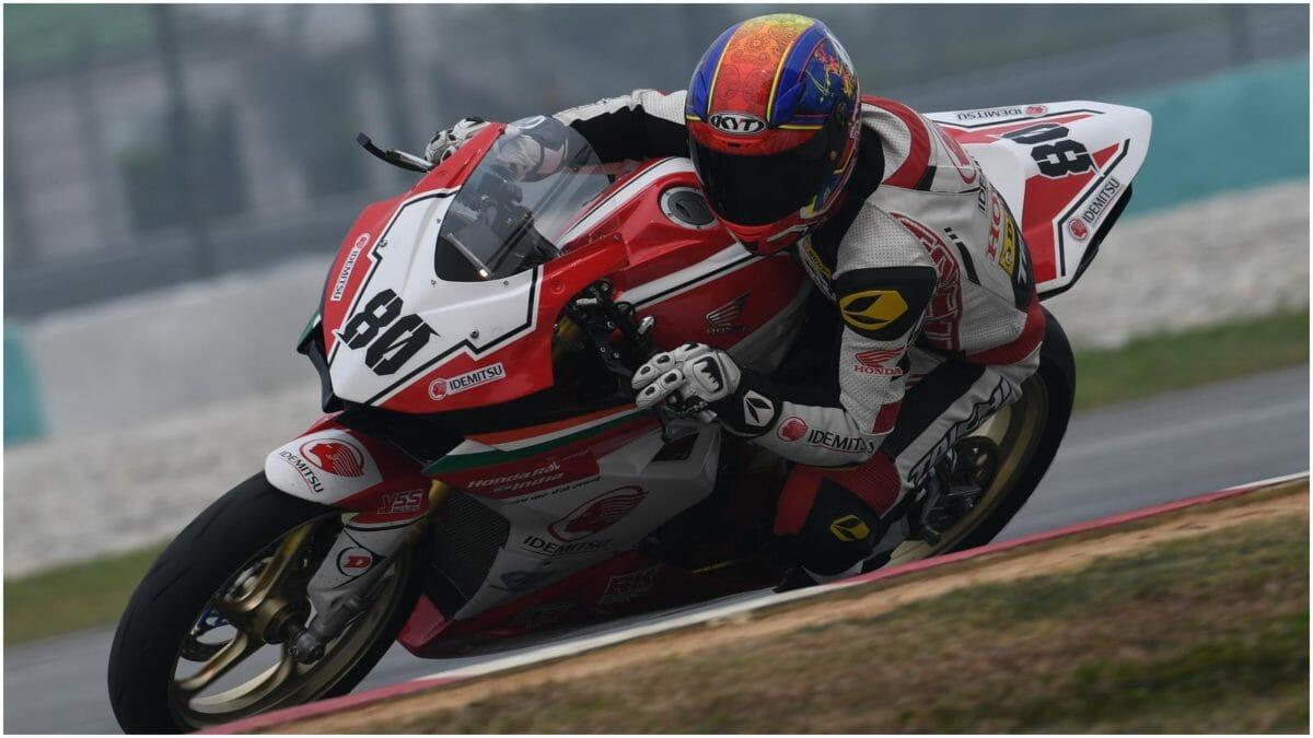 IDEMITSU Honda Racing India 2