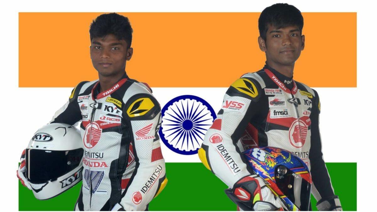 Idemitsu Honda Racing Team India 2