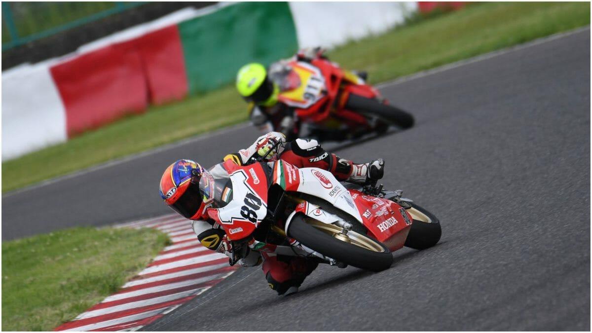 Idemitsu Honda Racing Team India 3