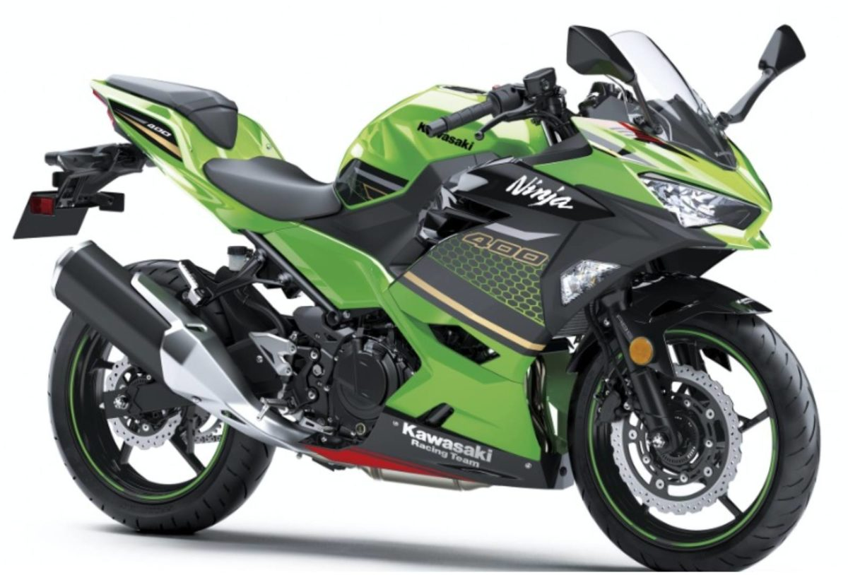 Kawasaki 400 2020 colour option 3