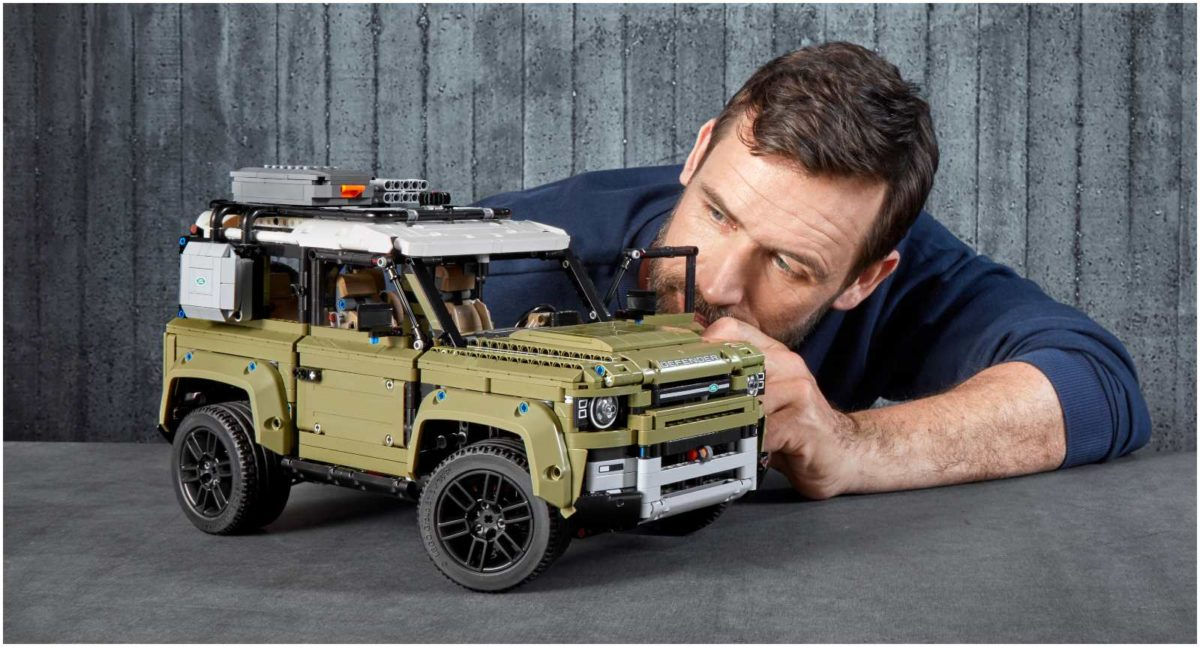 A first look at Land Rover's new Defender