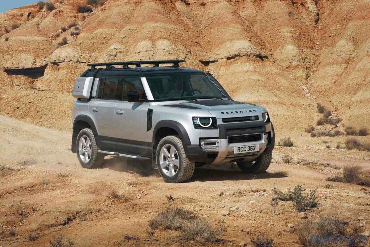 Land Rover Defender – 110