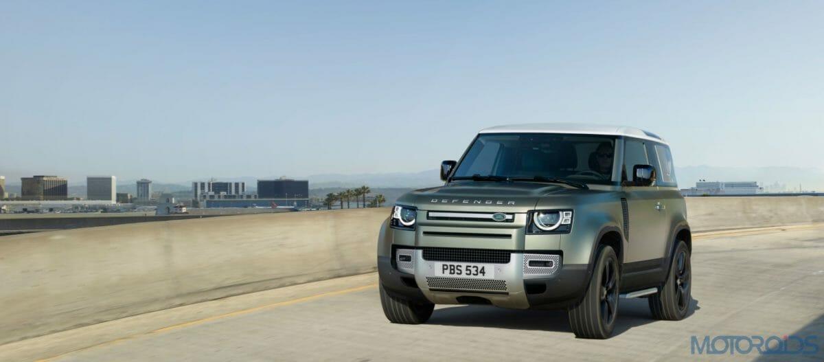 Land Rover Defender – 90